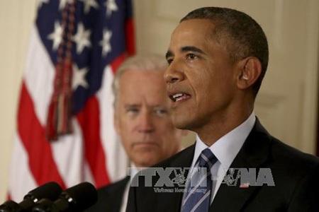 Tổng thống Mỹ Barack Obama. (Ảnh: