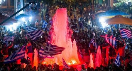 Cử tri Hy Lạp đã để lại nhều câu hỏi hóc búa cho lãnh đạo Eurozone. (Ảnh: