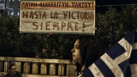 Đảng cầm quyền Hy Lạp chủ trương nới lỏng thắt lưng buộc bụng.