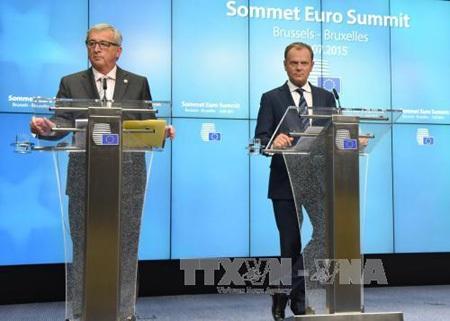 Chủ tịch Hội đồng châu Âu Donald Tusk (