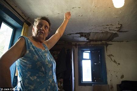 Nhân chứng MH17 vẫn nhớ cảnh xác người rơi xuống mái nhà