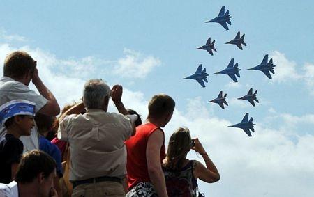 [Photo] Điểm mặt những máy bay nguy hiểm nhất của không quân Nga