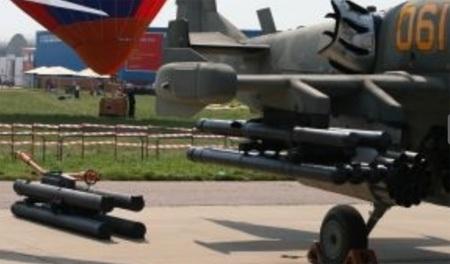 Nga đưa vũ khí đáng sợ lên trực thăng