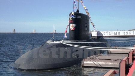 Tàu ngầm diesel-điện Stary Oskol (Dự án 636 lớp Varshavyanka).