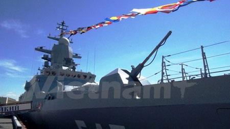 Tàu hộ vệ tên lửa Stoiky (Dự án 22380, lớp Steregushchy).