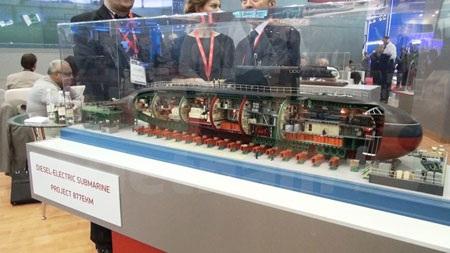 Tàu ngầm diesel-điện Dự án 877.