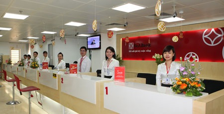 SeABank - Ngân hàng bán lẻ tốt nhất Việt Nam 2014.