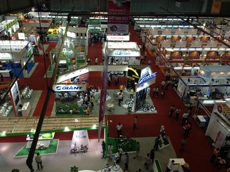 Sáng mai khai mạc Vietnam Expo 2014 tại TPHCM