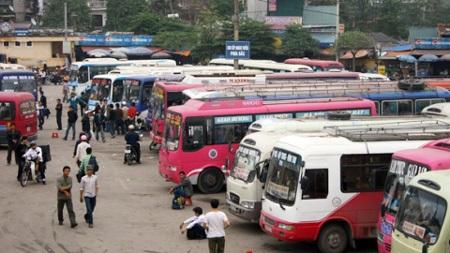 Vẫn còn một số đơn vị kinh doanh vận tải ô tô chưa thực hiện kê khai giảm cước.