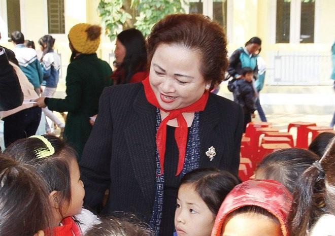 Bà Nguyễn Thị Nga - Người phụ nữ quyền lực trong lĩnh vực tài chính, ngân hàng.