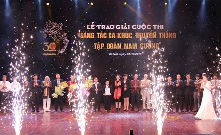 Cuộc thi đã thu hút đông đảo các nhạc sĩ tham gia