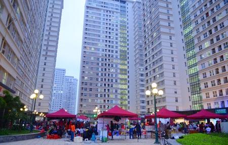 The Sparks - tổ hợp chung cư trong lòng công viên, làm nên không gian sống lý tưởng