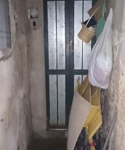 Bà Trần Thị Tý tố hộ ông Lê Văn Chiến xây cửa bịt lối đi chung thông ra 91 Hàng Đào