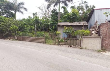 Đất hành lang cao tốc bị xâm phạm, UBND xã Phù Đổng chưa có biện pháp ngăn chặn