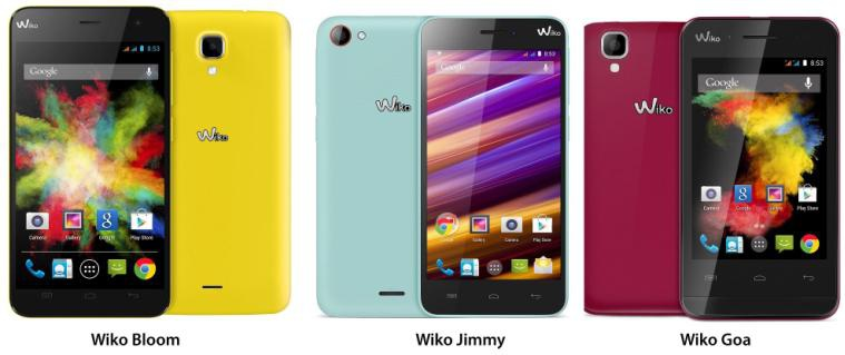 Một số sản phẩm smartphone có giá thành thấp tại thị trường VN hiện nay.