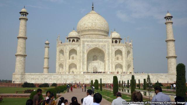 Ngôi đền Taj Mahal