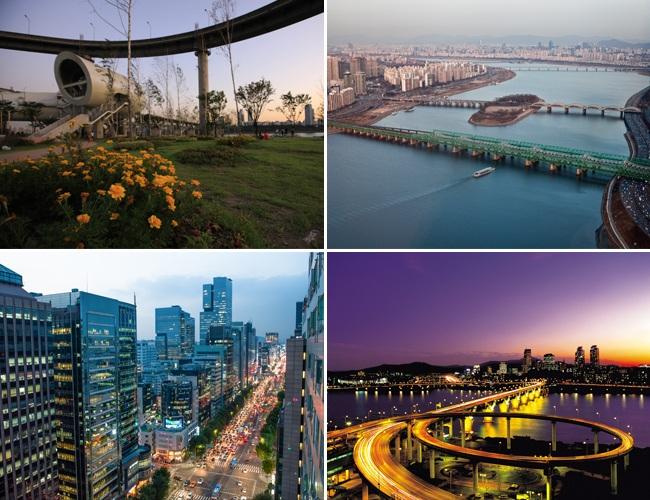 Hình ảnh thành phố Seoul văn minh, hiện đại xuất hiện trong Avengers – Đế chế Ultron
