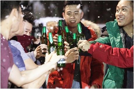 Fan Việt đếm ngược đến sự kiện Khuấy động cuộc vui bóng đá