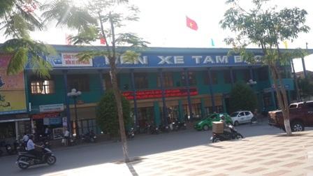 Bến xe Tam Bạc chính thức trở thành kí ức của người Hải Phòng