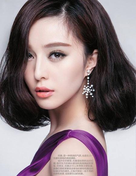 Cô gái nổi tiếng nhờ giống hệt Phạm Băng Băng
