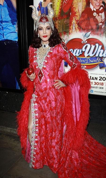 Ngôi sao U70 hóa thân thành nữ hoàng, Lady Gaga màu mè xuống phố