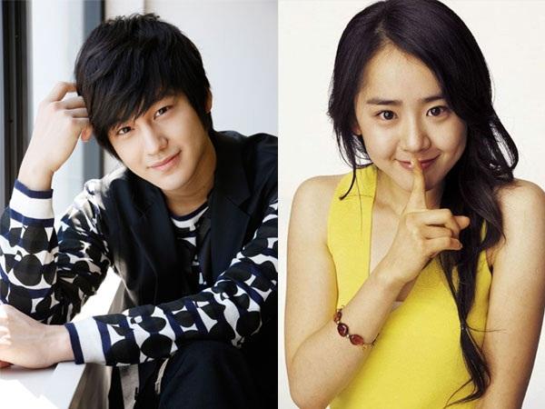 Kim Bum và Moon Geun Young chia tay chỉ sau 6 tháng hò hẹn.