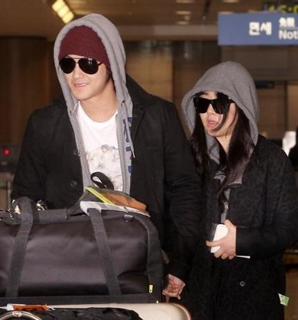 Kim Bum và Moon Geun Young được fan ủng hộ vì công khai quan hệ hồi đầu năm 2014