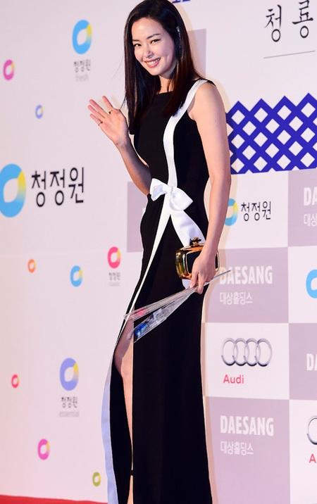 Cựu hoa hậu xứ Hàn Lee Honey