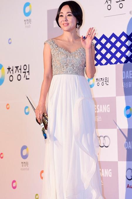 Nữ diễn viên của Mất tích Kim Yu Jin