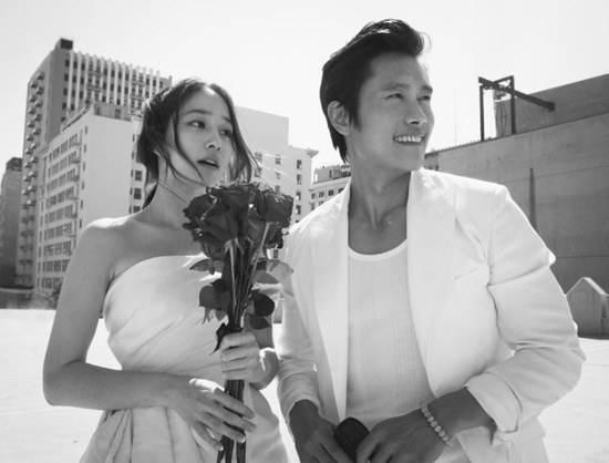 Lee Byung Heon và Lee Min Jung sắp đón đứa con đầu lòng.