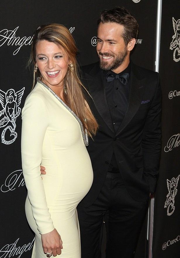 Blake Lively đã sinh con đầu lòng sớm hơn dự kiến tại nhà riêng ở New York.