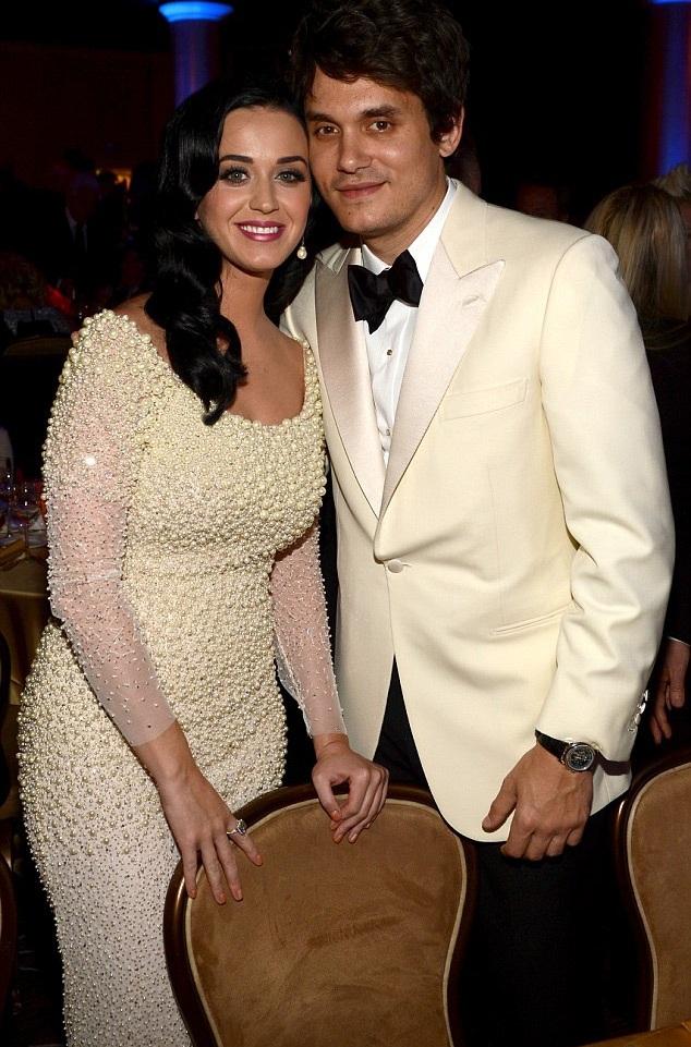 John Mayer và Katy Perry tái hợp lần thứ 4 trong vòng 3 năm.
