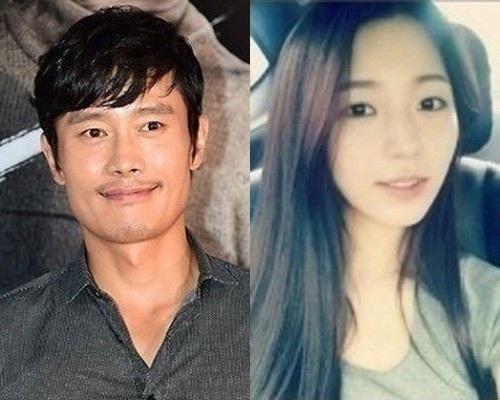 Lee Byung Heon tiếp tục bị nghi ngờ ngoại tình với người mẫu Lee Ji Yeon (phải).