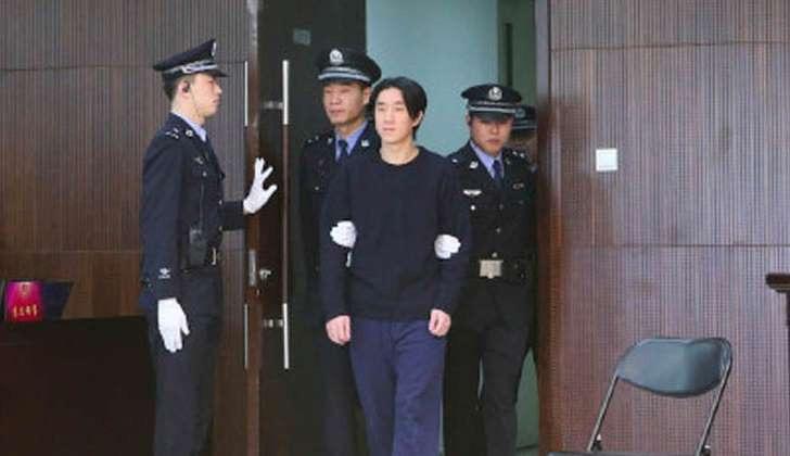 Phùng Tổ Minh ra hầu tòa ngày 9/1 vừa rồi tại Bắc Kinh, Trung Quốc.