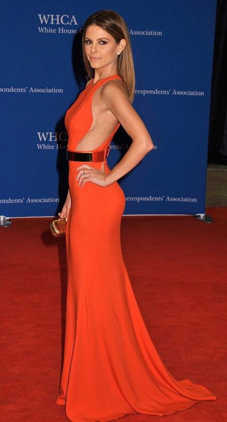 Keven Undergaro nổi bật với gam màu cam