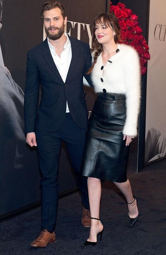 Jamie vốn là một diễn viên kiêm người mẫu tại Anh. Việc góp mặt trong bộ phim