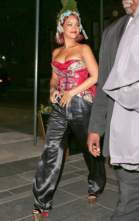 Đột nhập bữa tiệc sôi động của sao Hollywood hậu đại tiệc thời trang