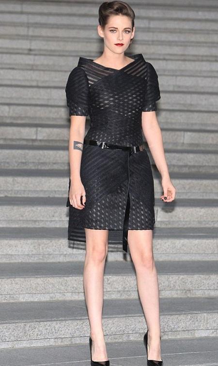 Kristen Stewart đã vắng mặt tại đại tiệc thời trang Met Gala năm 2015.
