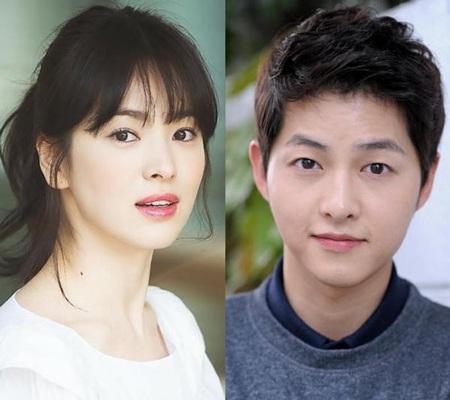 Song Hye Kyo được mời kết đôi với Song Joong Ki trong bộ phim truyền hình xứ Hàn