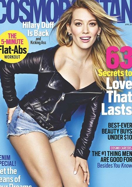Hilary Duff lần đầu chia sẻ về quyết định ly hôn