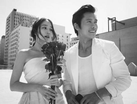 Vợ của Lee Byung Heon bị chỉ trích