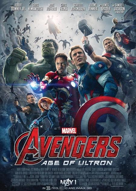 """Bom tấn Avengers: Age of Ultron - phần 2 của """"The Avengers"""" đạt doanh thu hơn 626 triệu USD."""