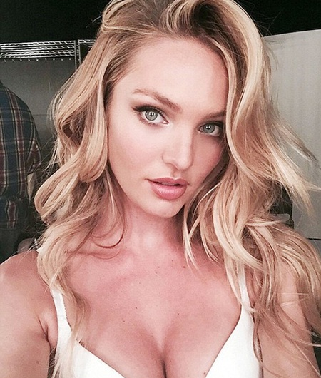 Candice mới 26 tuổi nhưng đã có hơn 10 năm kinh nghiệm làm người mẫu.