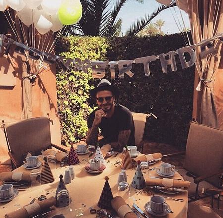 David Beckham đã có một bữa tiệc sinh nhật vui vẻ và tốn kém, 250 nghìn bảng Anh tại châu Phi.