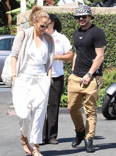 Casper và Jennifer chia tay từ tháng 6 năm ngoái sau 3 năm hò hẹn.
