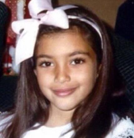 Kim thú nhận, khi còn là một cô bé, cô rất nhút nhát và thiếu tự tin.