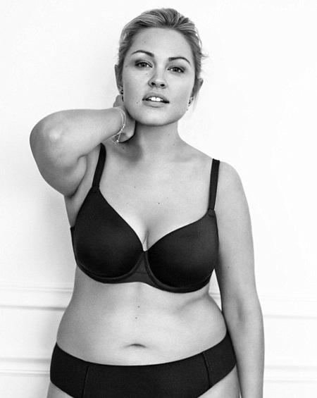 Lane Bryant chỉ muốn cách khách hàng của họ cảm thấy tự tin và yêu chính cơ thể mình.