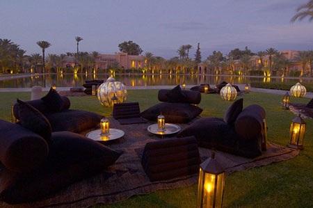 Địa điểm tổ chức sinh nhật hoành tráng lần thứ 40 của David Beckham tại Marocco hồi cuối tuần này.