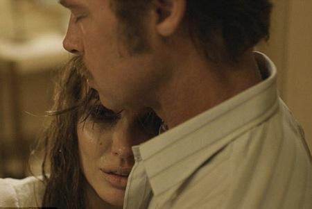 Hình ảnh chính thức đầu tiên của Angelina Jolie và Brad Pitt trong bộ phim