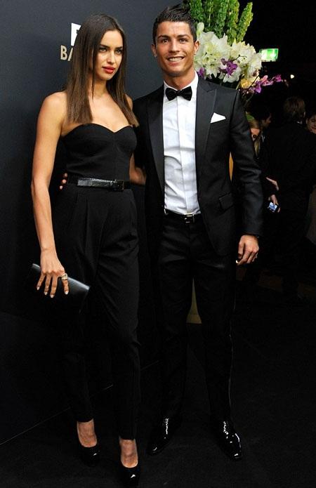 Irina Shayk và C.Ronaldo kết thúc quan hệ vào đầu năm nay sau 5 năm hò hẹn, tìm hiểu.
